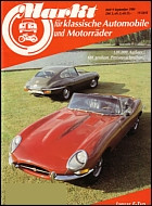 Jaguar E-Type (1961-1975)