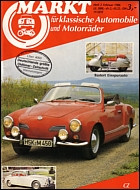 VW Karmann-Ghia Typ 14 (1957-1974)